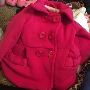 Other - 6 month babygirl pea coat